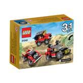 LEGO 31040, Creator, Desert Racers, pustinjski trkači, 3u1