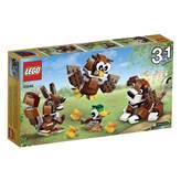 LEGO 31044, Creator, Park Animals, životinje iz parka, 3u1
