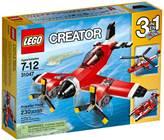 LEGO 31047, Creator, Propeller Plane, avion s propelerom, 3u1
