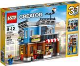 LEGO 31050, Creator, Corner Deli, restoran na uglu, 3u1