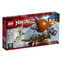 LEGO 70603, Ninjago, Raid Zeppelin, cepelin za prepad