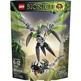 LEGO 71300, Bionicle, Uxar Creature of Jungle, biće prašume, figurica, 9cm