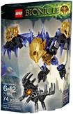 LEGO 71304, Bionicle, Terak Creature of Earth, biće zemlje, figurica, 12cm