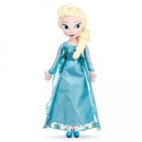 Plišana igračka DISNEY FROZEN D10087, Elsa, 25cm