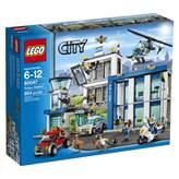 LEGO 60047, City, Police Station, policijska postaja