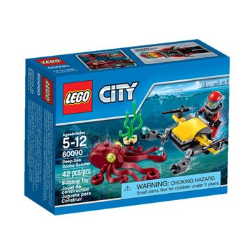 LEGO 60090, City, Deep Sea Scuba Scooter, ronilački skuter