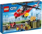 LEGO 60108, City, Fire Response Unit, vatrogasna jedinica