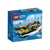 LEGO 60114, City, Race Boat, trkaći čamac