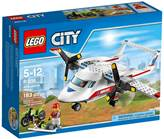 LEGO 60116, City, Ambulance Plane, avion hitne pomoći