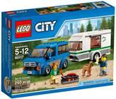 LEGO 60117, City, Van & Caravan, kombi i karavan