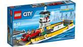 LEGO 60119, City, Ferry, trajekt