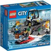 LEGO 60127, City, Prison Island Starter Set, otok sa zatvorom, početnički set
