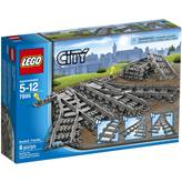 LEGO 7895, City, Switching Tracks, skretnice