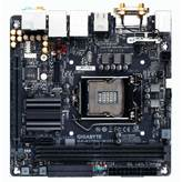 Matična ploča GIGABYTE GA-H170N-WIFI, Intel H170, DDR4, zvuk, SATA3, G-LAN, PCI-E 3.0, DVI, HDMI, USB 3.0, mITX, s. 1151