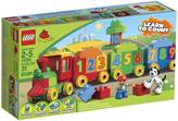 LEGO 10558, Duplo, Number Train, vlakić s brojevima