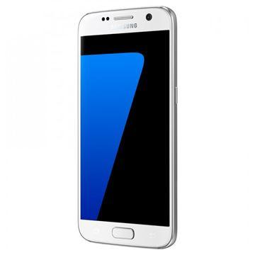 "Smartphone SAMSUNG Galaxy S7 G930F, 5.1"" Super AMOLED multitouch, OctaCore Qualcomm MSM8996 Snapdragon 820 Exynos 8890, 4GB RAM, 32GB Flash, BT, GPS, NFC, 2x kamera, 4G LTE, Android 6.0, srebrni"