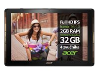 """Tablet ACER Iconia A3-A40-N2CN NT.LCBEE.003, 10.1"""", 2GB, 32GB, Android 6.0, crno"""