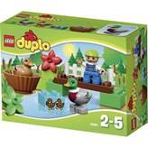LEGO 10581, Duplo, Forest: Ducks, šuma - patke
