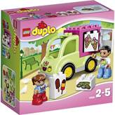 LEGO 10586, Duplo, Ice Cream Truck, kamion sa sladoledom