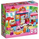 LEGO 10587, Duplo, Cafe, kafić