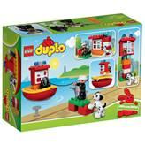 LEGO 10591, Duplo, Fire Boat, vatrogasni čamac