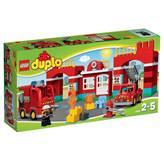 LEGO 10593, Duplo, Fire Station, vatrogasna stanica