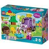 LEGO 10605, Duplo, Doc McStuffins Rosie the Ambulance, Rosie, ambulantni kamion