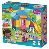 LEGO 10606, Duplo, Doc McStuffins Backyard Clinic, klinika u dvorištu