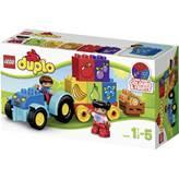 LEGO 10615, Duplo, My First Tractor, moj prvi traktor