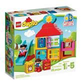 LEGO 10616, Duplo, My First Playhouse, moja prva kućica za igru