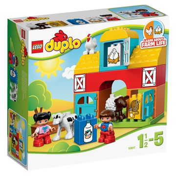 LEGO 10617, Duplo, My First Farm, moja prva farma