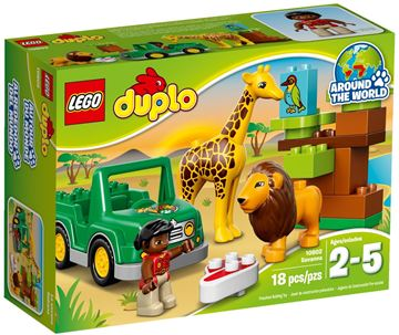 LEGO 10802, Duplo, Savanna
