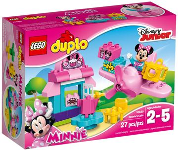 LEGO 10830, Duplo, Minnie's Cafe, Minniein kafić
