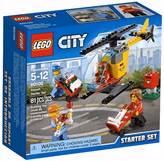 LEGO 60100, City, Airport Starter Set, zračna luka, početnički set