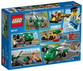 LEGO 60101, City, Airport Cargo Plane, teretni zrakoplov