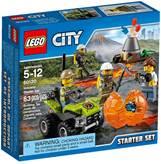 LEGO 60120, City, Volcano Starter Set, vulkan, početnički set