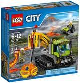 LEGO 60122, City, Volcano Crawler, gusjeničar za vulkan