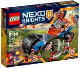 LEGO 70319, Nexo Knights, Macy's Thunder Mace, Macyjev gromoviti buzdovan