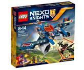 LEGO 70320, Nexo Knights, Aaron Fox's Aero-Striker V2, Aaron Foxov zračni strijelac