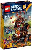 LEGO 70321, Nexo Knights, General Magmar's Siege Machine of Doom, opsadni stroj generala Magmara