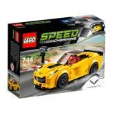 LEGO 75870, Speed Champions, Chevrolet Corvette Z06