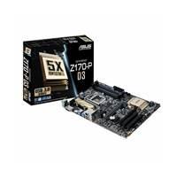 Matična ploča ASUS Z170-P, Intel Z170, DDR4, M.2, RAID, DVI, HDMI, ATX, s. 1151