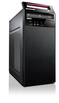 Računalo LENOVO ThinkCentre Edge 73 10DSS04Y00 / Intel Pentium G3260 3.10GHz, 4GB, 1000GB, Intel HD, DVDRW, LAN, tipkovnica, miš, FreeDOS