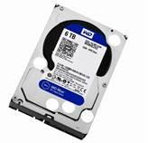 "Tvrdi disk 6000.0 GB WESTERN DIGITAL Blue, WD60EZRZ, SATA3, 64MB cache, 5400okr./min, 3.5"", za desktop"