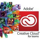 ADOBE Creative Cloud for teams + Adobe Stock Small, elektronski proizvod (jednogodišnja pretplata)