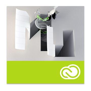 ADOBE Muse Creative Cloud, elektronski proizvod (jednogodišnja pretplata)