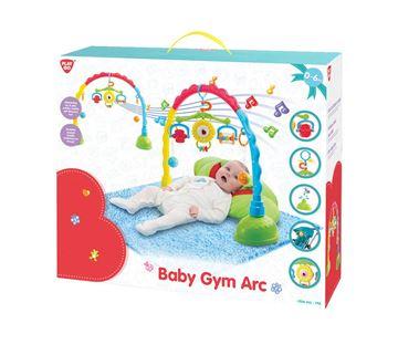 Igračka PLAYGO 1715, Baby Gym Arc, glazbeni luk sa igračkama
