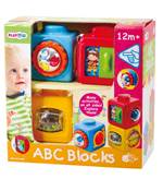 Igračka PLAYGO 2088, ABC Blocks, ABC kocke