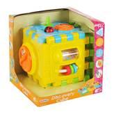 Igračka PLAYGO 2144, Discovery Cube, velika kocka sa zabavnim aktivnostima