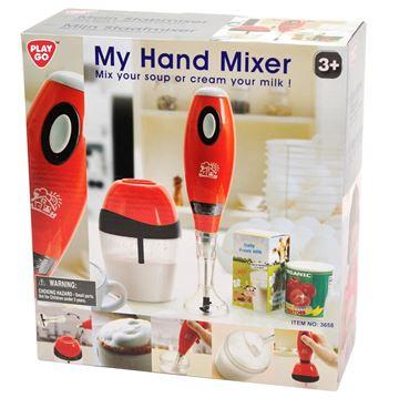 Igračka PLAYGO 3658, My Hand Mixer, moj štapni mikser